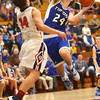 12-16-16<br /> Cass vs Tipton boys basketball<br /> Tipton's Carson Dolezal goes up for a shot.<br /> Kelly Lafferty Gerber | Kokomo Tribune