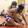 12-13-16<br /> Kokomo vs Logansport wrestling<br /> Logansport's Dillan Franklin defeats Kokomo's Jonathan Newsome in the 160.<br /> Kelly Lafferty Gerber | Kokomo Tribune