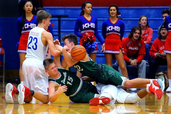 KHS vs Zionsville bBB