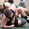 12-29-16<br /> Eastern vs Northwestern wrestling<br /> Eastern's Evan Ellis defeats Northwestern's Colten Pipenger in the heavyweight.<br /> Kelly Lafferty Gerber | Kokomo Tribune