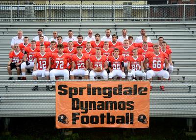 2016 Dynamos Football and Cheer