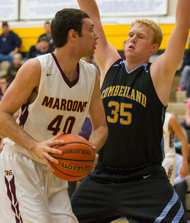 THIRD TEAM<br /> Brandon Shaon<br /> Cumberland • Senior forward<br /> Statistics<br /> 11.0 PPG, 8.3 RPG, 50.2% FG<br /> Awards/Honors<br /> All-Little Okaw Valley Conference Southeast Division First Team, All-Cumberland Thanksgiving Tournament Team