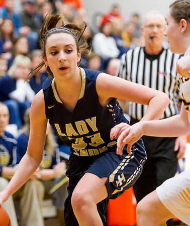 THIRD TEAM<br /> Shelby Thompson<br /> Teutopolis • Junior guard/forward<br /> 2015-16 Statistics<br /> 10.8 PPG, 3.3 RPG, 1.9 APG, 1.3 SPG, 47.9 3PT%<br /> Awards/Honors<br /> IBCA Class 1A/2A All-State Second Team, All-Highland Tournament Second Team, All-Salem Thanksgiving Tournament First Team
