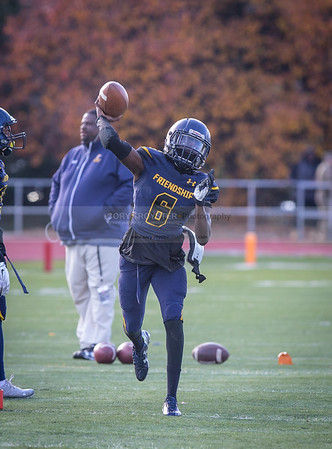 HD Woodson vs Friendship Collegiate Academy -  DCSAA AA Championship