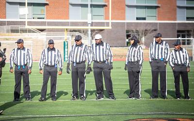 Roosevelt vs. Maret - DCSAA A Football Championship