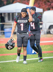 Wilson vs H.D. Woodson - 47th Annual DCIAA Turkey Bowl