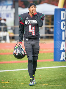 Wilson vs H.D. Woodson - 47th Annual DCIAA Turkey Bowl