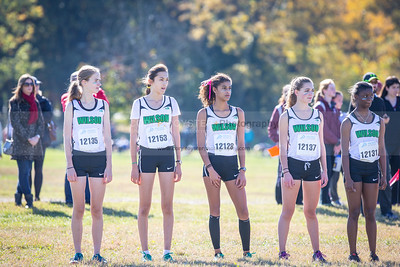 2016 DCSAA Cross Country Championships