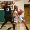 2-6-16 Tri Central girls basketball sectional win Kelly Lafferty Gerber | Kokomo Tribune