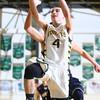 2-4-16 EHS vs Oak Hill Bbball <br /> Eastern's Zach Robinson<br /> Kelly Lafferty Gerber | Kokomo Tribune