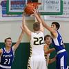 2-9-16 Eastern vs Tipton boys basketball Kelly Lafferty Gerber | Kokomo Tribune