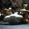 2-6-16<br /> Regional Wrestling<br /> Kokomo's TT Allen in the 138.<br /> Kelly Lafferty Gerber | Kokomo Tribune