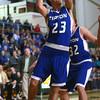 2-9-16 Eastern vs Tipton boys basketball <br /> Tipton's Sam Gutierrez<br /> Kelly Lafferty Gerber | Kokomo Tribune