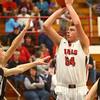 2-12-16<br /> Cass vs Western boys basketball<br /> Cass' Cohen Nies<br /> Kelly Lafferty Gerber | Kokomo Tribune