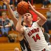 2-12-16<br /> Cass vs Western boys basketball<br /> Cass' Ryan Bixler<br /> Kelly Lafferty Gerber | Kokomo Tribune
