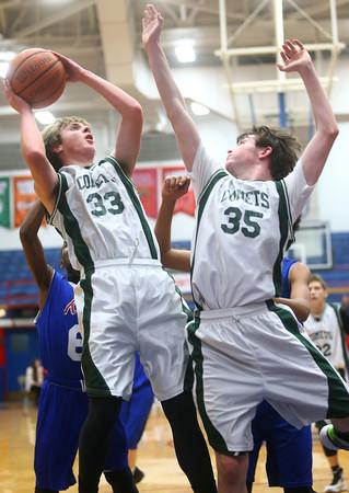 2-17-16<br /> Kokomo blue vs Eastern 8th grade basketball<br /> <br /> Kelly Lafferty Gerber | Kokomo Tribune