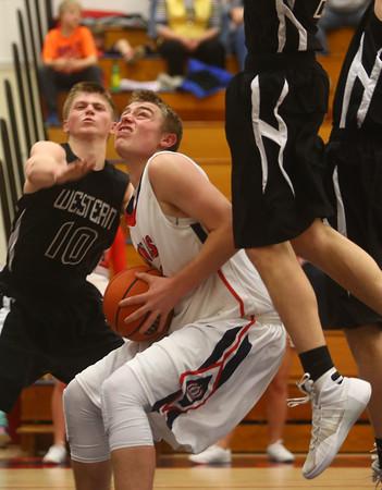 2-12-16<br /> Cass vs Western boys basketball<br /> <br /> Kelly Lafferty Gerber   Kokomo Tribune