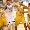 2-26-16<br /> Maconaquah vs Tri Central boys basketball<br /> Maconaquah's Wyatt Hughes<br /> Kelly Lafferty Gerber | Kokomo Tribune