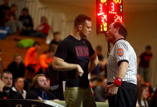 2-6-16<br /> Regional Wrestling<br /> <br /> Kelly Lafferty Gerber   Kokomo Tribune