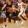 2-12-16<br /> Cass vs Western boys basketball<br /> <br /> Kelly Lafferty Gerber | Kokomo Tribune