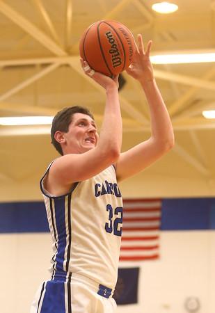 2-23-16<br /> Western vs Carroll boys basketball<br /> <br /> Kelly Lafferty Gerber   Kokomo Tribune