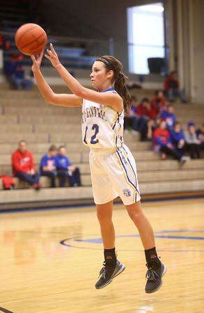 2-13-16<br /> Tri Central regional against North Vermillion<br /> Tri Central's Haley Farris<br /> Kelly Lafferty Gerber   Kokomo Tribune