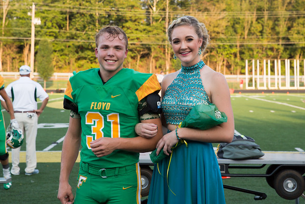 2016 Floyd Central Football Homecoming Pictures