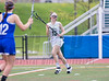 Girls Varsity Lacrosse.  Section 4 Class B Final. Horseheads Blue Raiders at Vestal Golden Bears. May 25, 2016.