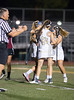 Girls High School Varsity Lacrosse.  Section IV Class A Championship. Ithaca Little Red at Corning Hawks. May 25, 2016.