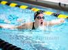 Girls High School Swimming and Diving. Vestal Golden Bears at Corning Hawks. September 15, 2016.