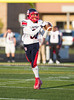 Varsity High School Football. Binghamton Patriots at Corning Hawks. September 16, 2016.