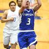 1-23-16<br /> Kokomo vs Tipton boys basketball<br /> Tipton's Mason Degenkolb<br /> Kelly Lafferty Gerber | Kokomo Tribune