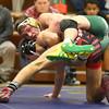 1-30-16<br /> Sectional Wrestling<br /> Eastern's Corbin Hetzner in the 145<br /> Kelly Lafferty Gerber | Kokomo Tribune