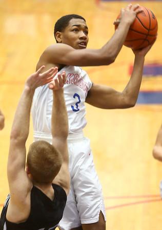 1-13-16<br /> Kokomo vs Western boys basketball<br /> <br /> Kelly Lafferty Gerber   Kokomo Tribune