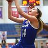 1-19-16<br /> Kokomo vs Tipton girls basketball<br /> Tipton's Jessie Sprinkles<br /> Kelly Lafferty Gerber | Kokomo Tribune