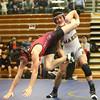 1-30-16<br /> Sectional Wrestling<br /> Taylor's Mason Cheek in the 132<br /> Kelly Lafferty Gerber | Kokomo Tribune