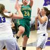 1-5-16<br /> Northwestern vs Eastern girls basketball<br /> Eastern's Abby Kolk<br /> Kelly Lafferty Gerber | Kokomo Tribune