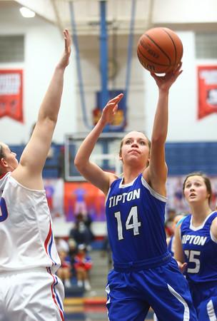 1-19-16<br /> Kokomo vs Tipton girls basketball<br /> <br /> Kelly Lafferty Gerber | Kokomo Tribune