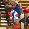 1-30-16<br /> Sectional Wrestling<br /> Kokomo's DaShawn Barbary in the 170<br /> Kelly Lafferty Gerber | Kokomo Tribune
