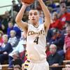 1-8-16<br /> Eastern vs Maconaquah boys basketball<br /> Eastern's Zach Robinson<br /> Kelly Lafferty Gerber | Kokomo Tribune