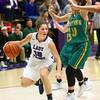 1-5-16<br /> Northwestern vs Eastern girls basketball<br /> Northwestern's Sophia Beachy<br /> Kelly Lafferty Gerber | Kokomo Tribune