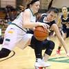 1-9-16<br /> Eastern vs Taylor girls basketball<br /> Eastern's Maci Weeks and Taylor's Shaelah Eliason go after a loose ball.<br /> Kelly Lafferty Gerber | Kokomo Tribune