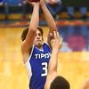 1-23-16<br /> Kokomo vs Tipton boys basketball<br /> Tipton's Charlie Carter<br /> Kelly Lafferty Gerber | Kokomo Tribune