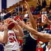 Cass vs Rochester Basketball