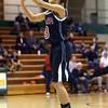 1-9-16<br /> Eastern vs Taylor girls basketball<br /> Taylor's Asia Stabler<br /> Kelly Lafferty Gerber | Kokomo Tribune