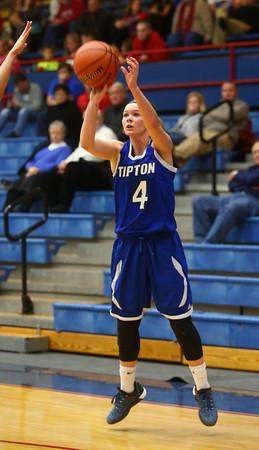 1-19-16<br /> Kokomo vs Tipton girls basketball<br /> <br /> Kelly Lafferty Gerber   Kokomo Tribune