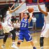 1-19-16<br /> Kokomo vs Tipton girls basketball<br /> Tipton's Delaney Jones<br /> Kelly Lafferty Gerber | Kokomo Tribune