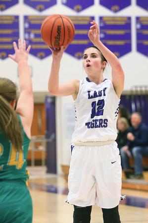 1-5-16<br /> Northwestern vs Eastern girls basketball<br /> <br /> Kelly Lafferty Gerber | Kokomo Tribune