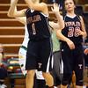 1-9-16<br /> Eastern vs Taylor girls basketball<br /> Taylor's Savannah Delgado<br /> Kelly Lafferty Gerber | Kokomo Tribune