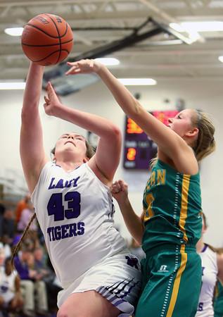 1-5-16<br /> Northwestern vs Eastern girls basketball<br /> Northwestern's Brooke Treadway<br /> Kelly Lafferty Gerber   Kokomo Tribune